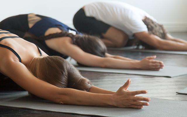 Hatha Yoga + Yoga Nidra