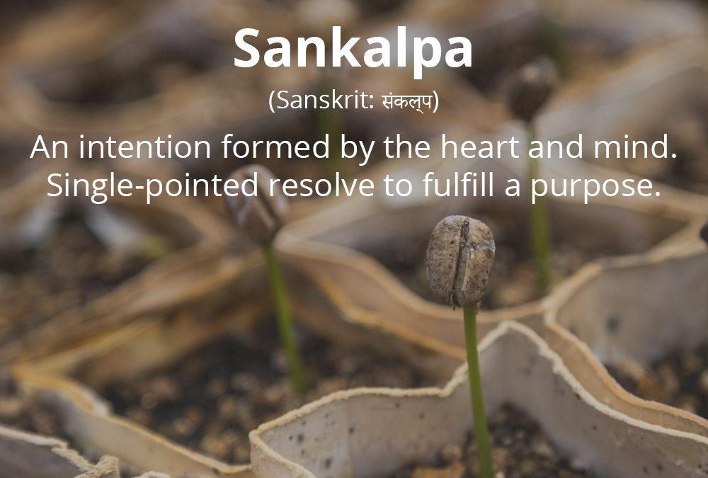 Sankalpa